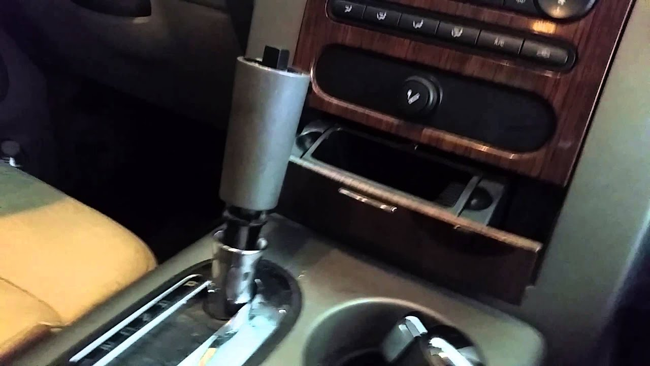maxresdefault 2004 2008 ford f150 shifter knob replacement youtube
