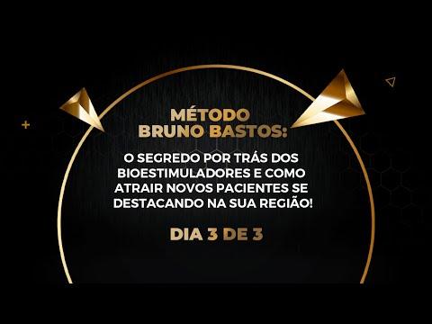 MINI CURSO BIOESTIMULADORES DE COLÁGENO COM Bruno Bastos - Aula 3 de 3