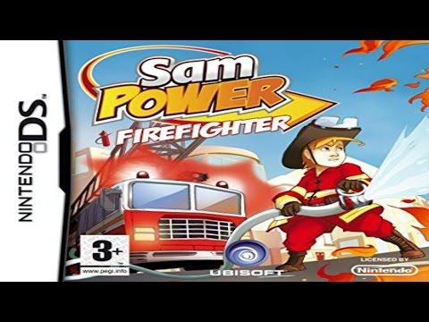 Sam Power: Fire Fighter (NDS) Full