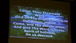 Hymn #71- Come, Thou Almighty King 6-7-14