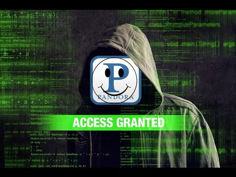 Hacking Pandora apk (Android Only)  #Smartphone #Android