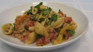 Cheesy Sausage Pasta -- Lynns Recipes