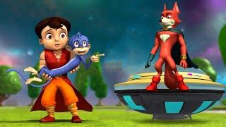 Super Bheem - Yeh Konsa Superhero Hai? | Fun Kids Videos | Fun Cartoon for Kids in Hindi