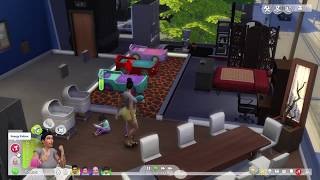 The Sims4  100 baby challenge   Live Stream