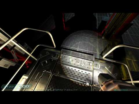 Doom 3 Walkthrough Part 12 HD - Level 7, Alpha Labs Sector 3