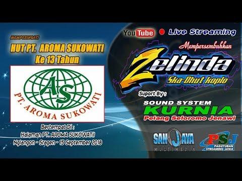 Live Streanming ZELINDA MUSIC//SANJAYA MULTIMEDIA//KURNIA SOUND//Live Nglangon 15 September 2018