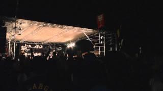 2014年9月。 南相馬 野馬追祭場地にて開催された、 その地で歴史上第一...