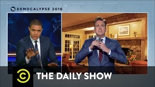 The Daily Show with Trevor Noah - Democalypse 2016 - The Post-Debate Exhilaration