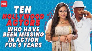 10 Nollywood Actors Who Have Been Missing In Action In The Past 5 Years