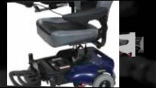 Travel Power Wheelchairs