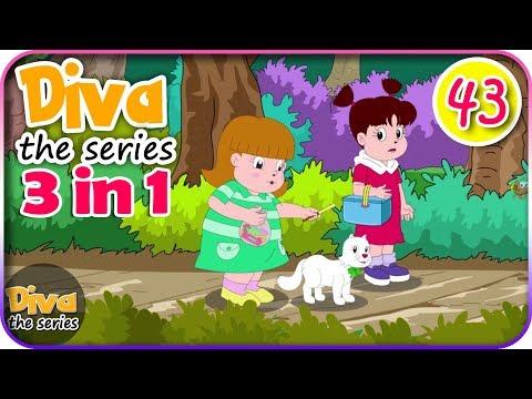 Seri Diva 3 in 1 | Kompilasi 3 Episode ~ Bagian 43 | Diva The Series Official