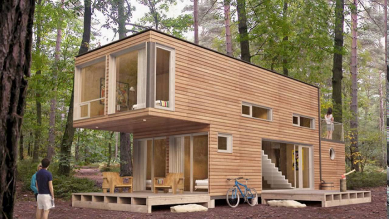 storage container homes YouTube