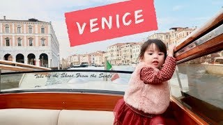 48 hours in VENICE with a Toddler | Andi Manzano Reyes