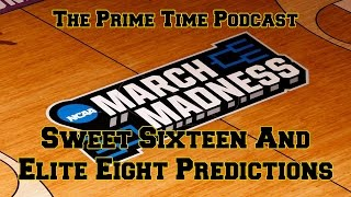 2017 March Madness: Sweet Sixteen and Elite Eight Predictions