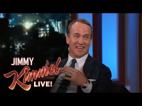 Thumbnail: Peyton Manning on Golfing with Donald Trump