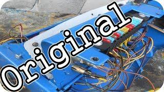 Подсветка панели приборов трактора МТЗ-80 Original