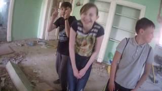 забрались на стройку ЕЩЁ ОДНА МЁРТВАЯ КОШКА ((((