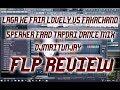 Laga Ke Fair lovely Nagpuri Vs FakaChand Flp Review ( Speaker Faad Tapori ) Fully Ulter Dance Mj Mix