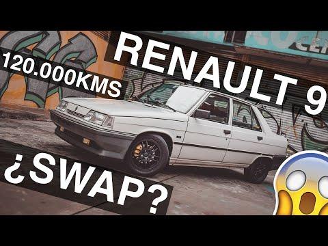 Renault 9 Argentina - ¿Swap? 😱