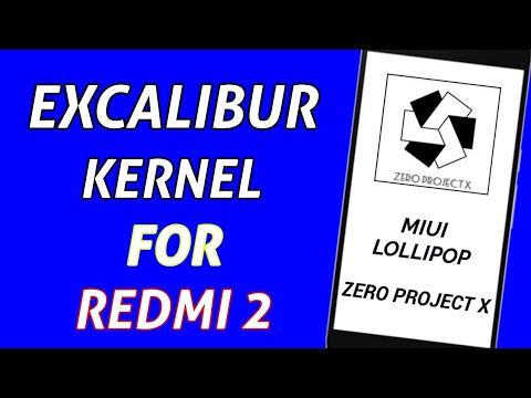 Excalibur Kernel For Redmi 2 Prime Lollipop Youtube