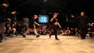 Predatorz VS Pocket - Issue Quart final LCB 6 (2015)