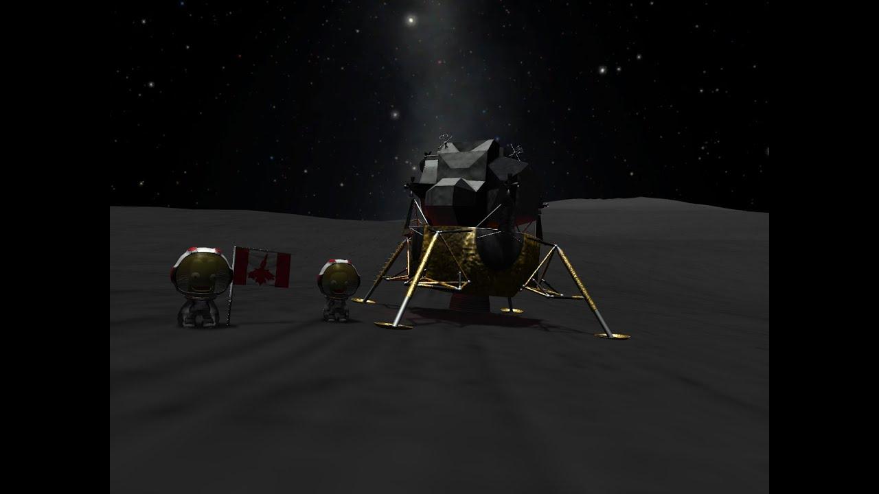 kerbal space program apollo 11 mod - photo #29