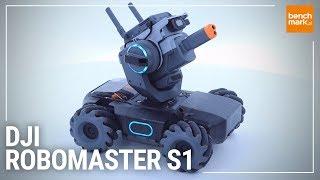 DJI Robomaster S1 -  idealny do walki robotów