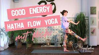Good Energy Yoga | 45 Min Fresh Hatha Flow