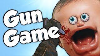 """BO: Gun Game Reactions """"LAG SWITCH!!!"""""""