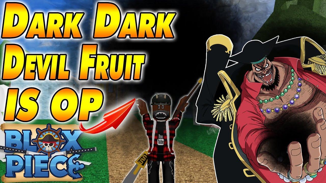Darkblox Roblox Game Wiki Dark Dark Devil Fruit Showcase Blox Piece Youtube