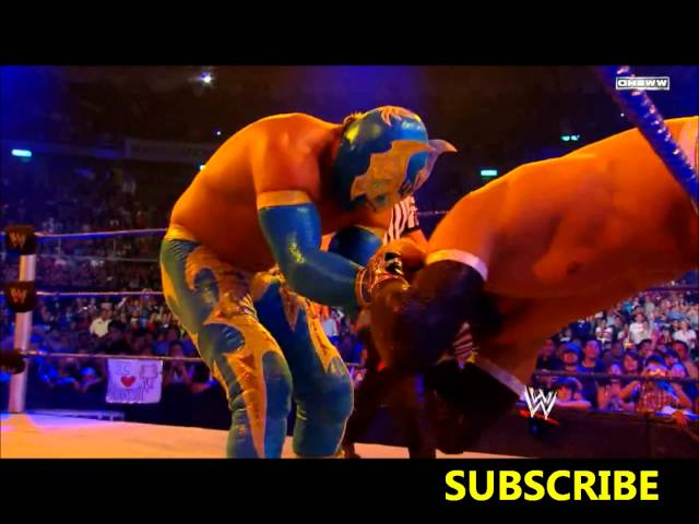 WWE SIN CARA GETS UNMASKED 2013 Travel Video