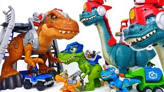 ChompSquad #Minions #dinosaurs #T-rex A Giant T-Rex Is Gone Mad~! G...