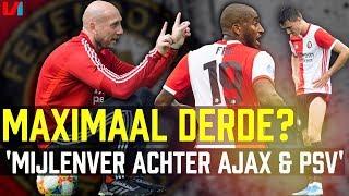 'Feyenoord Heeft Versterkingen Nodig om Enorm Gat Naar Ajax & PSV te Halveren!'