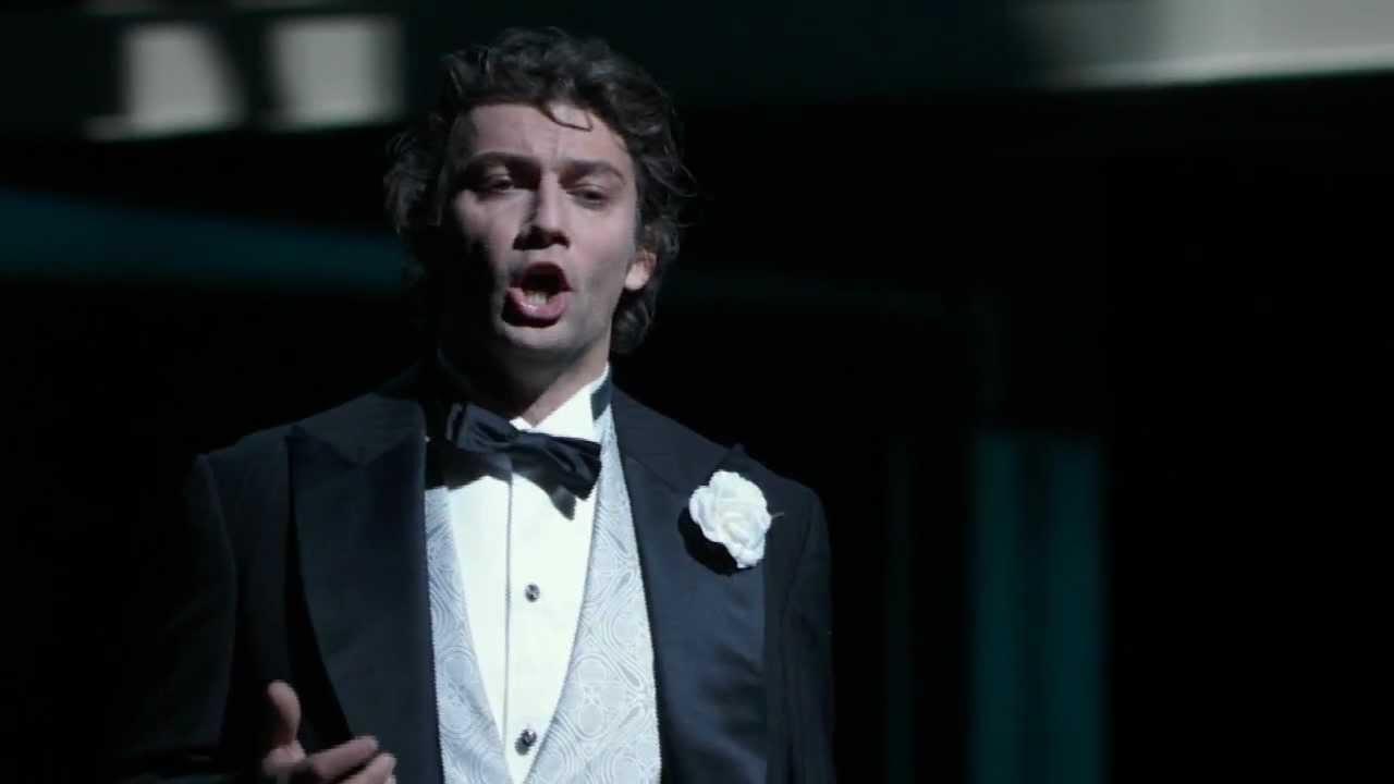 "Faust: ""Salut, demeure"" -- Jonas Kaufmann (Met Opera)"