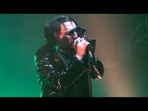 Marilyn Manson - Live @ Stadium, Moscow 31.07.2017 (Full Show)