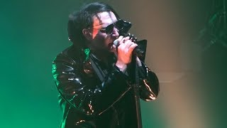 Marilyn Manson - Live @ Stadium, Moscow 31.07.2017 (Full Show)
