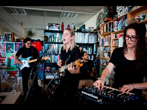 Torres: NPR Music Tiny Desk Concert