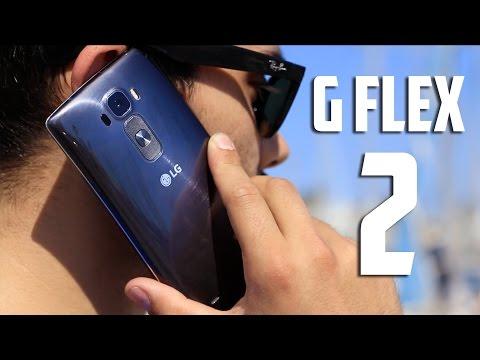 LG G Flex 2, Review en español