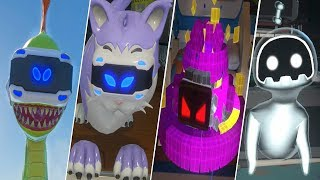 The Playroom VR - All Bosses