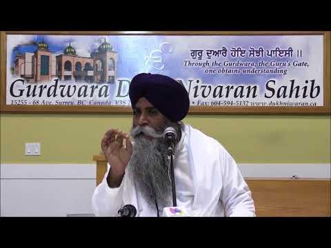 Jeevan Katha Guru Gobind Singh Ji Bhai pinderpal Singh Ji Part 4