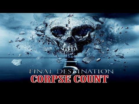 Final Destination 5 (2011) Carnage Count