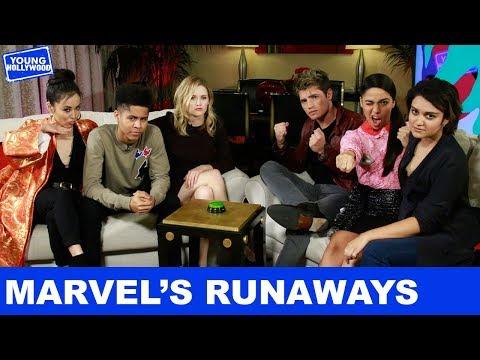 Marvel's Runaways: Marvel Trivia Game!