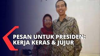 Gambar cover Ibunda Wafat, Pesan untuk Presiden Jokowi: Kerja Keras dan Jujur