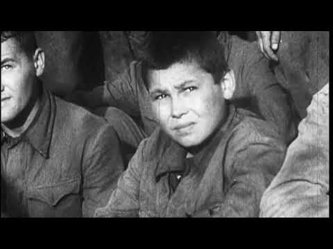 Буктрейлер к повести В.Дроботова «Босоногий гарнизон». Бахмудова Диана, 12 лет