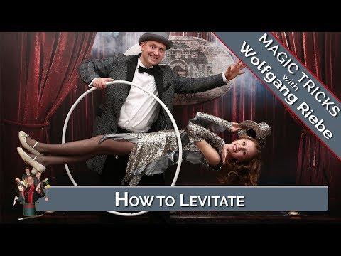 How To Levitate Magic Tricks Revealed