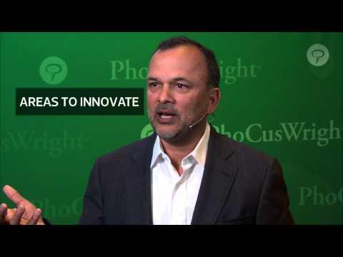 Concur Interview: Steve Singh, CEO, at PhoCusWright