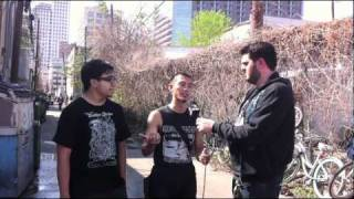 WORMROT Exclusive Interview @ SXSW 2011 on Metal Injection