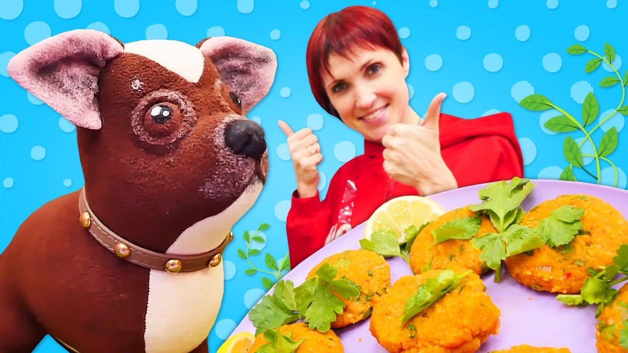 Котлеты из чечевицы - Видео рецепты. Готовим вкусно вместе с Машей Капуки