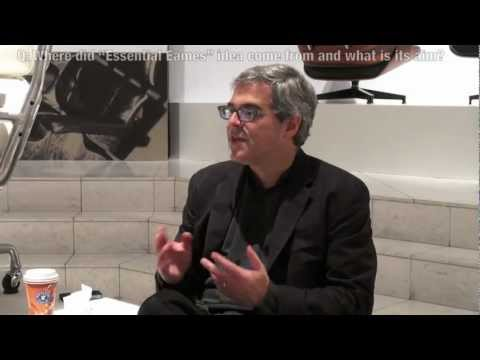 Interview with Eames Demetrios