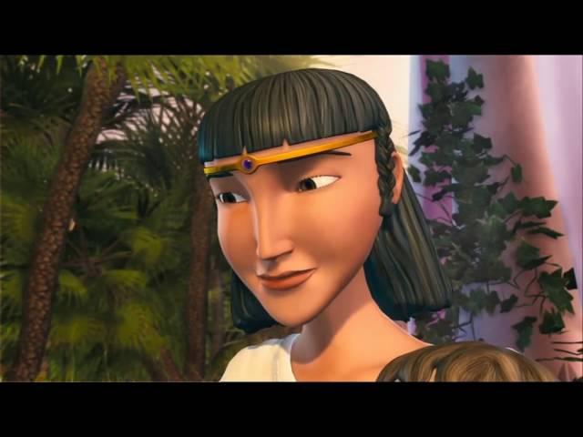 The Ten Commandments 2009   Bible Animated Movie HD